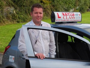 Pat Ferris ADI Approved Driving Instructor