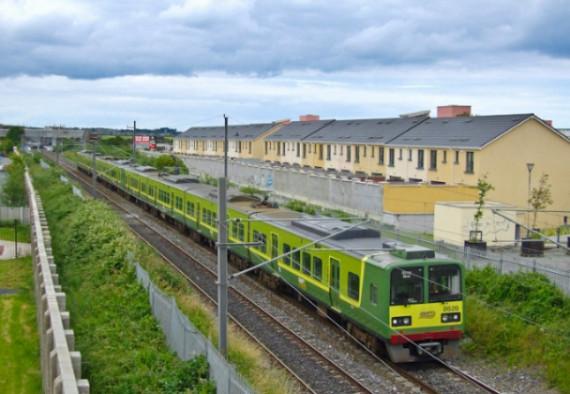 baldoyle railway